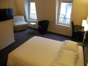 Chambre Ruthénium Hôtel confort 1 ou 2 personnes