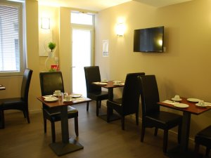 salle petit déjeuner rodez centre ville ruthenium